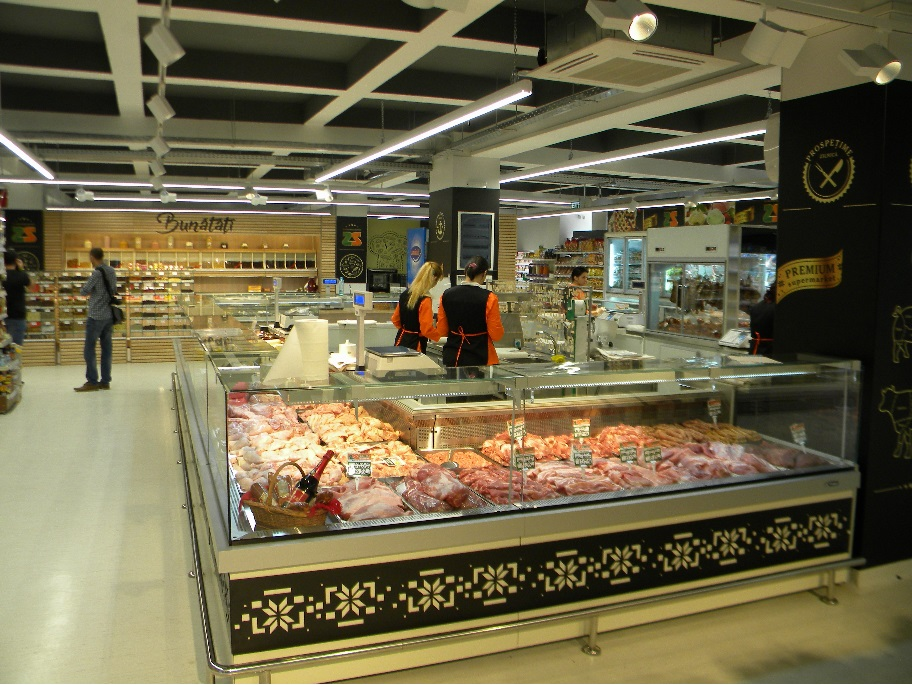supermarket Zanfir